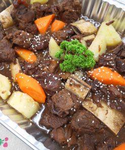 Beef Entrées